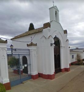 Capilla del Cementerio Municipal (Villa del Río)