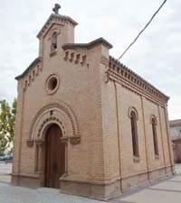 capilla del cementerio rociana del condado