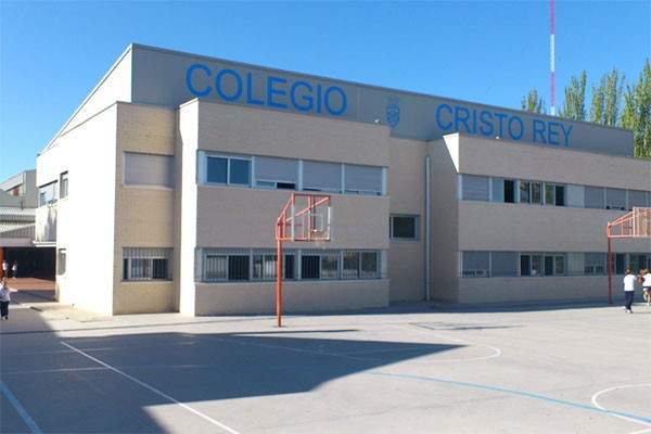 capilla del colegio cristo rey hijas de cristo rey las rozas de madrid
