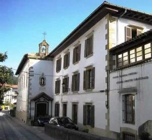Capilla del Colegio del Sagrado Corazón (Bera)
