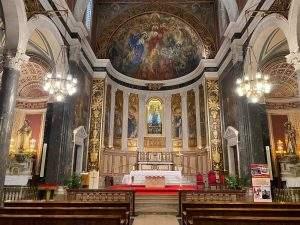 capilla del cor de maria montgat