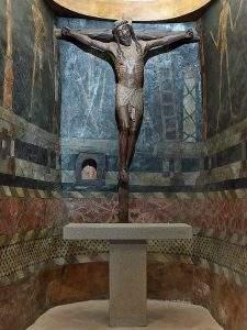 Capilla del Cristo (Javier)