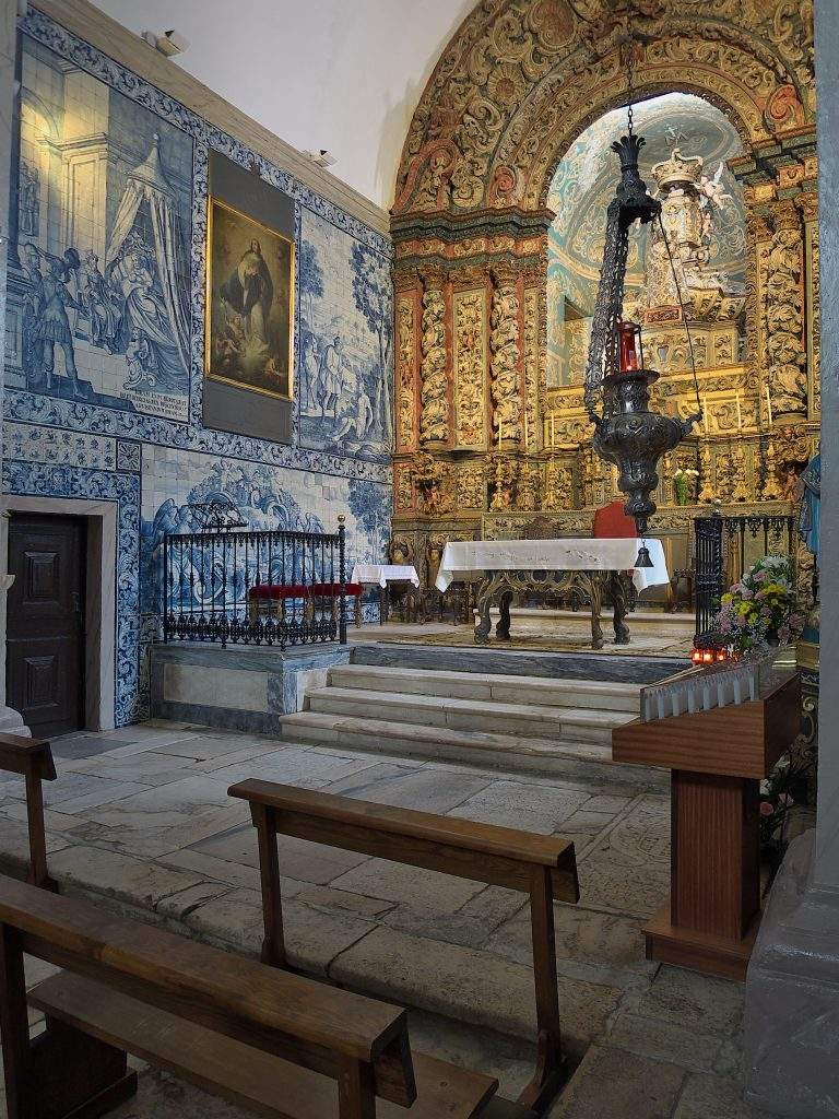 capilla del espiritu santo olivenza