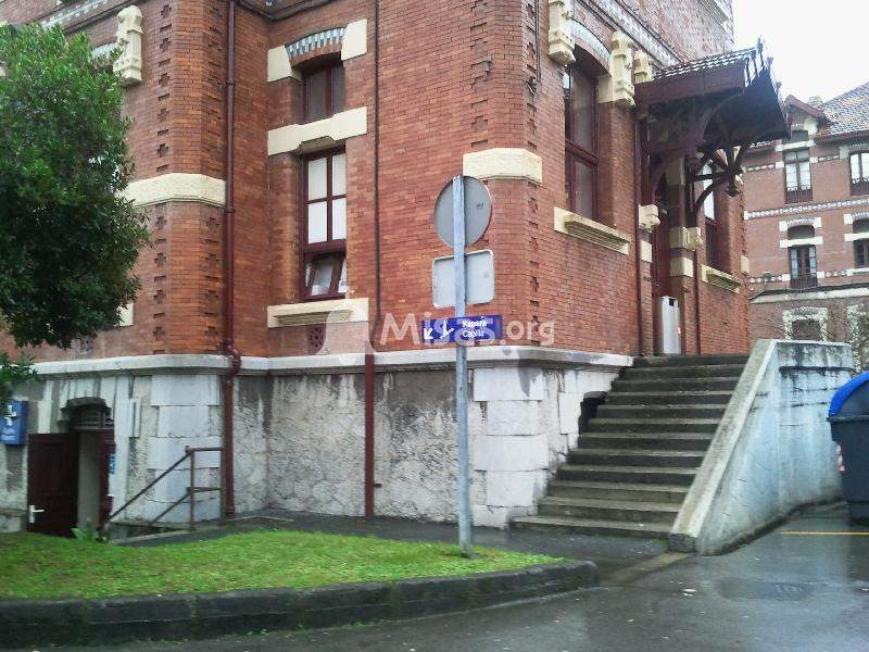 capilla del hospital de basurto bilbao