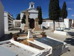 Capilla del Nuevo Cementerio Municipal de Ibiza (Eivissa)