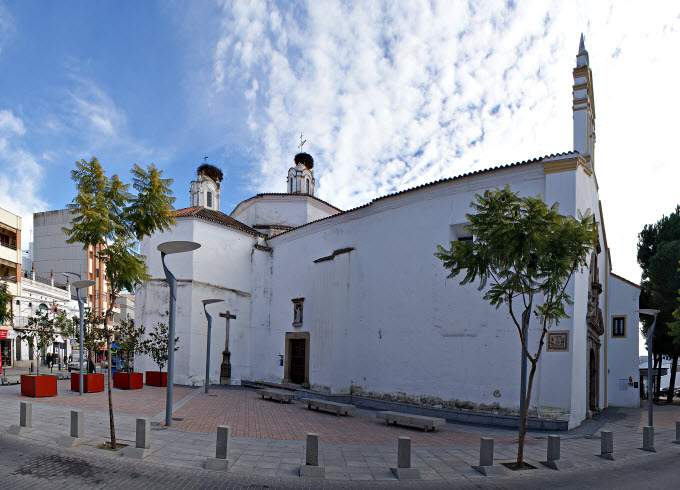 capilla del pilar parroquia de san francisco villanueva de la serena