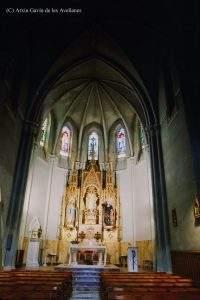 Capilla del Sagrat Cor de Jesús (Les Llosses)