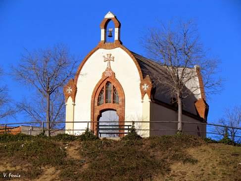 capilla del sagrat cor terrassa