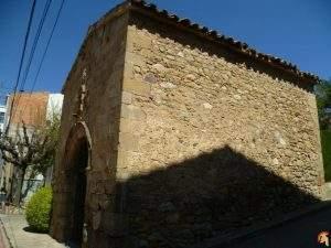 capilla del sant nom de jesus oliana