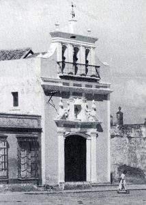 Capilla del Santísimo Cristo de la Vera-Cruz (San Fernando)