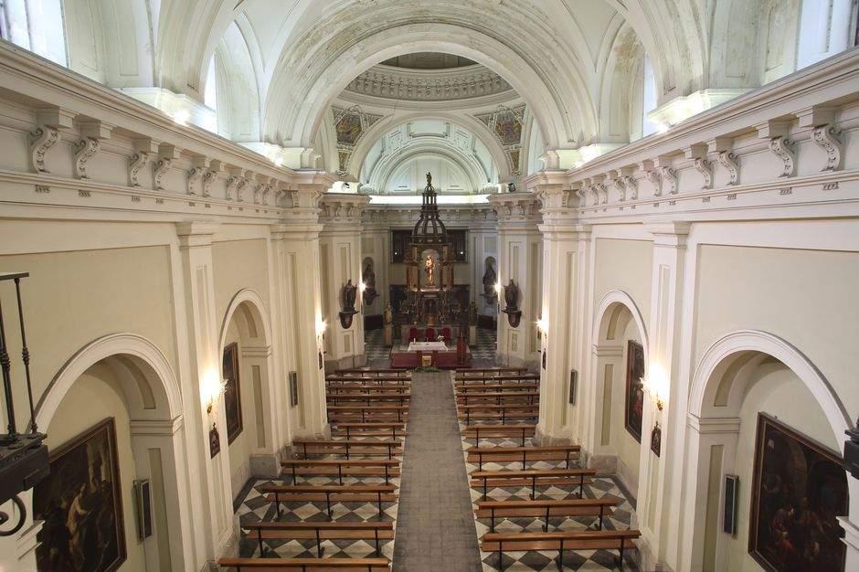 capilla del santisimo cristo de los dolores madrid 1
