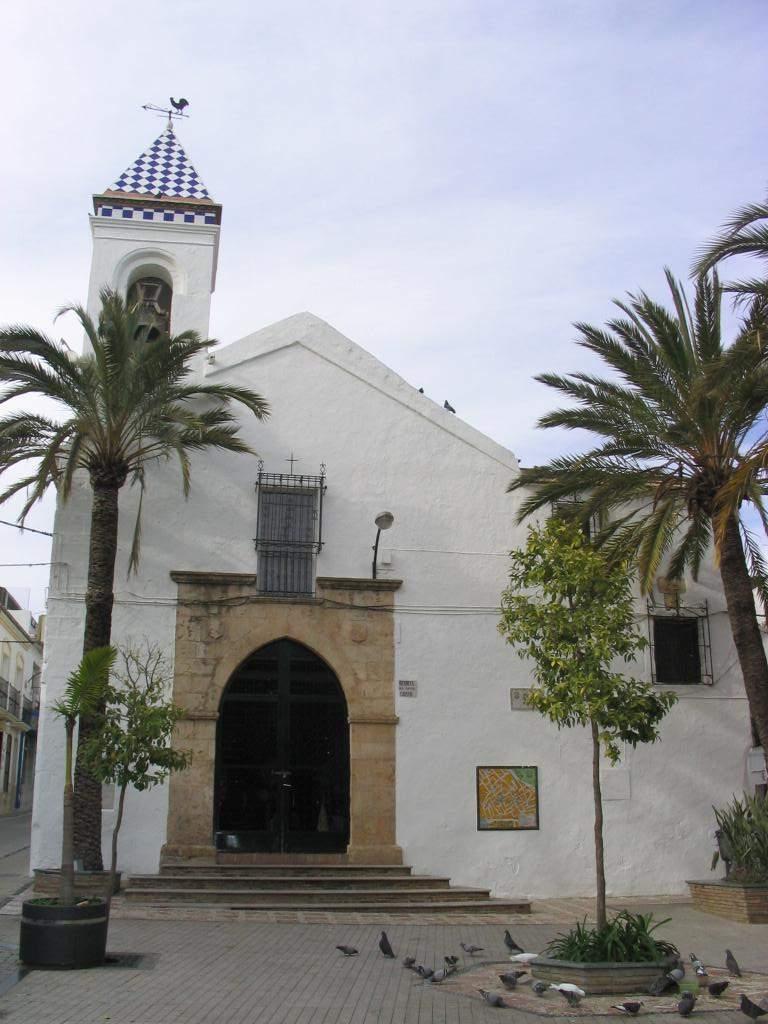 capilla del santo cristo de la vera cruz marbella