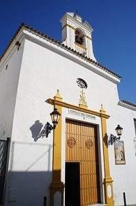 capilla del socorro ayamonte
