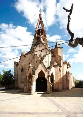 capilla dels germans franciscans de la creu blanca sant andreu de llavaneres