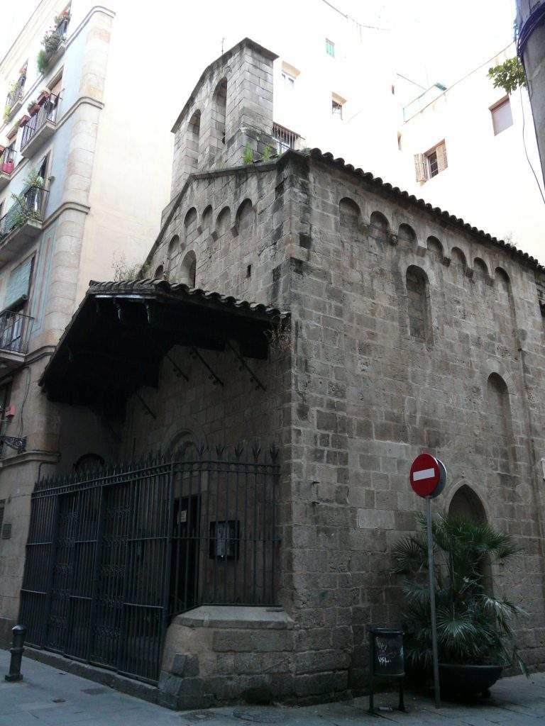 capilla den marcus barcelona