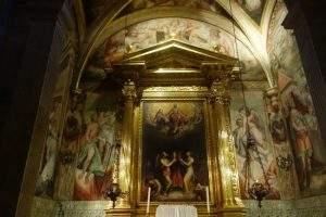 Capilla Iglesia de Santa María (Betxi)