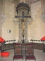 capilla nord monges mercedaries sant feliu de llobregat