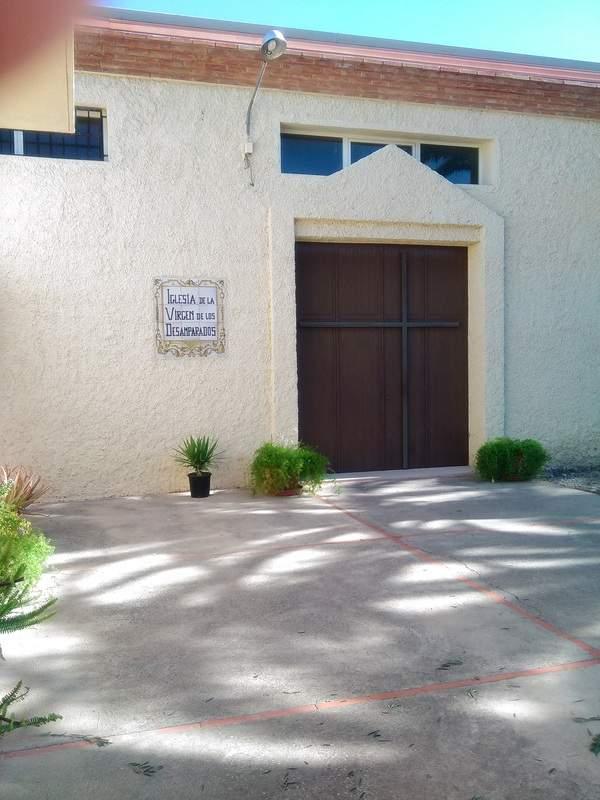capilla virgen de los desamparados riba roja de turia
