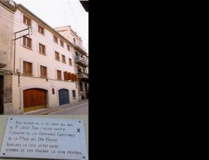 Casa espiritualidad Padre Tous Soler (Igualada)