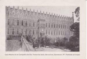 casa madre de la compania de santa teresa de jesus jesus