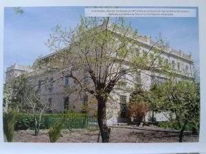 casa madre de las misioneras del santisimo sacramento y maria inmaculada granada
