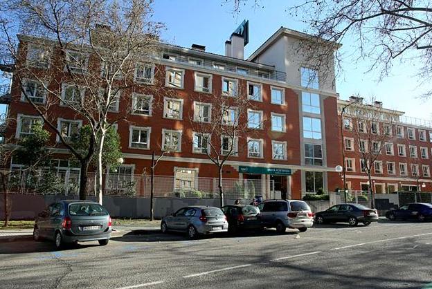 caser residencial santa hortensia madrid