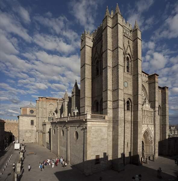 catedral de el salvador avila