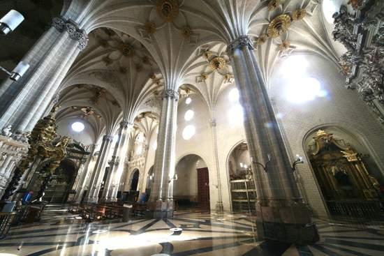 catedral de el salvador la seo zaragoza