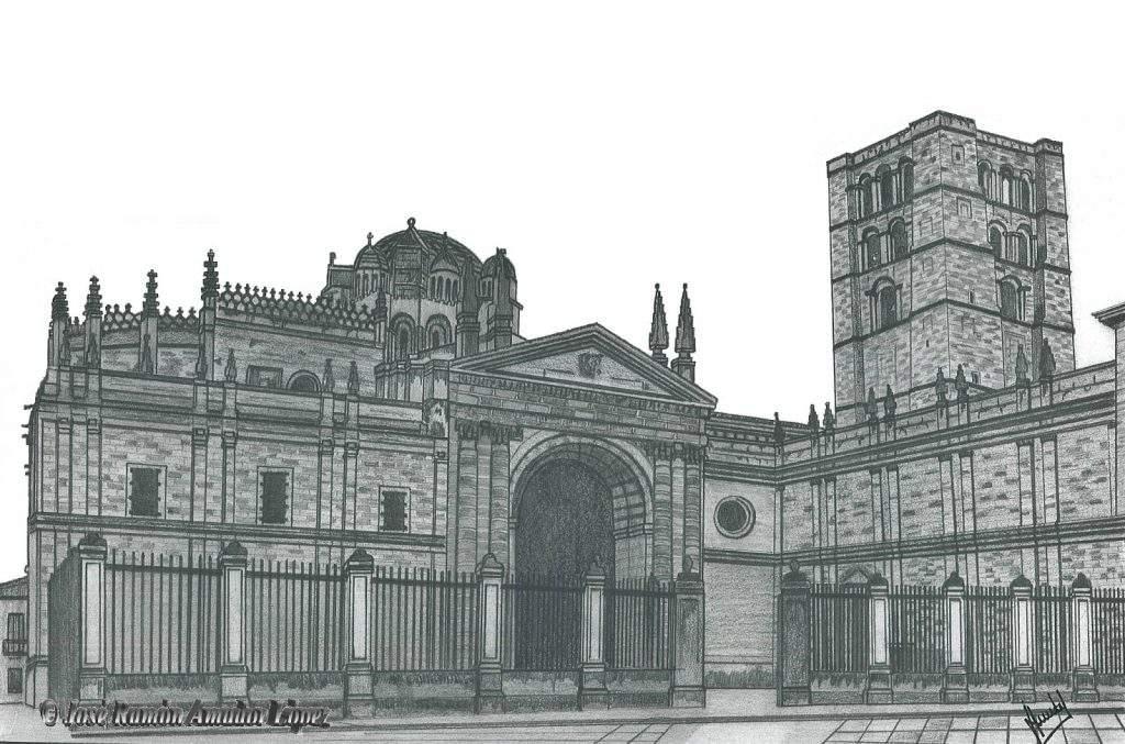 catedral de la transfiguracion del salvador zamora