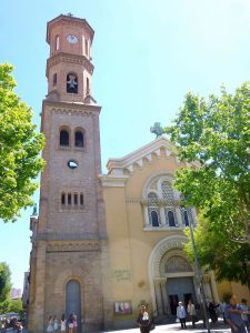 catedral de sant llorenc sant feliu de llobregat