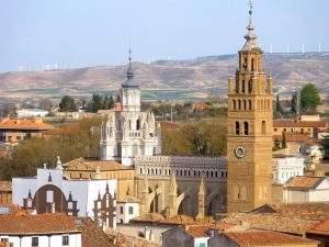 Catedral de Santa María de la Huerta (Tarazona)