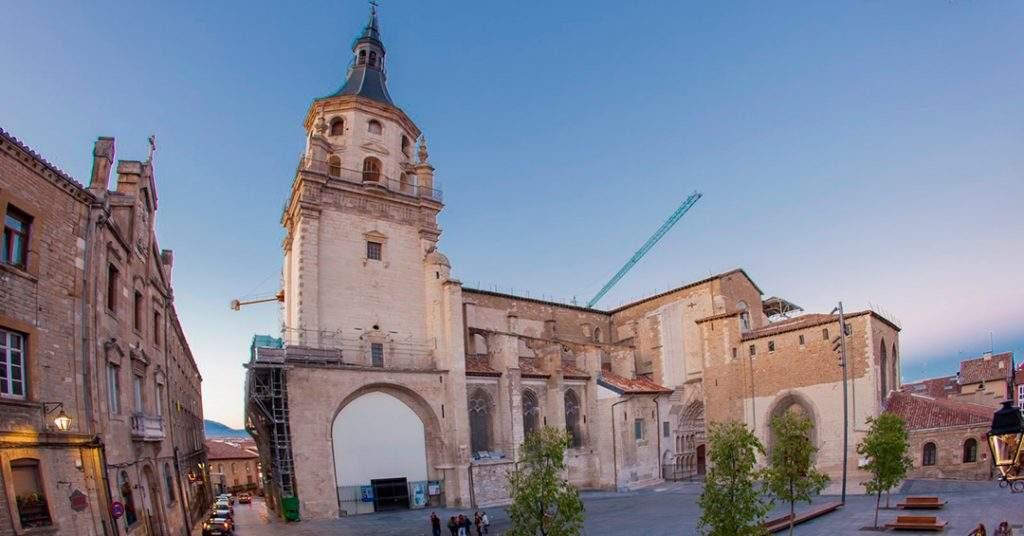 catedral de santa maria vitoria gasteiz