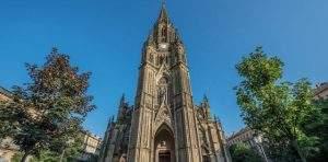 catedral del buen pastor donostia