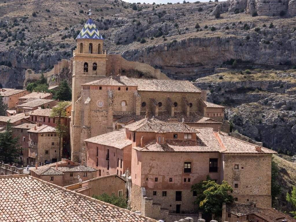 catedral del salvador albarracin 1