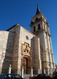 catedral magistral de los santos ninos justo y pastor alcala de henares 1