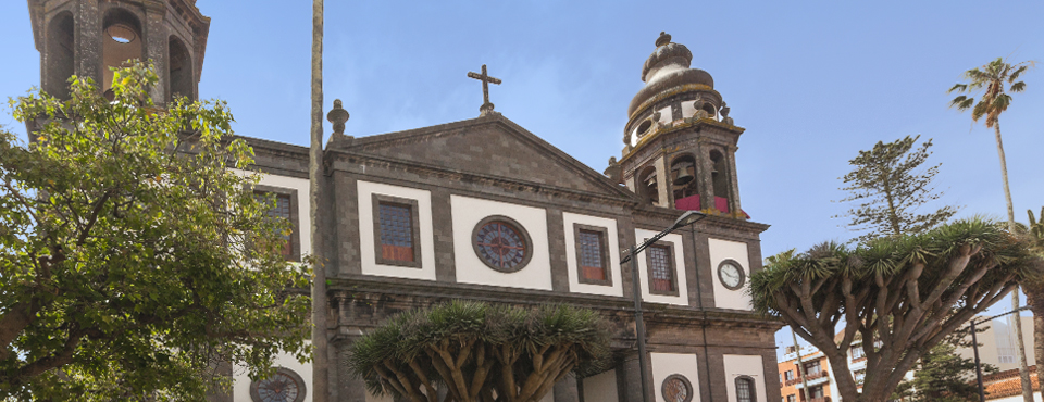 catedral parroquia de nuestra senora de los remedios san cristobal de la laguna