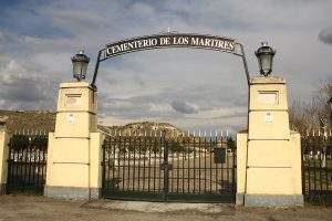 cementerio de los martires paracuellos del jarama