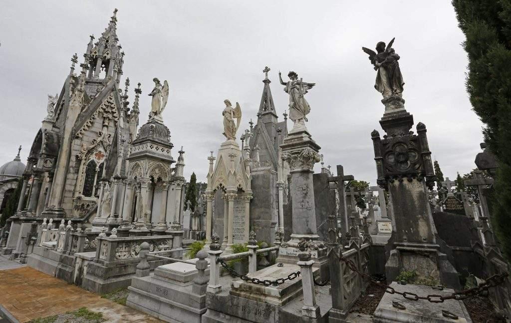 cementerio de polloe donostia 1