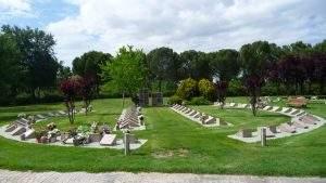 cementerio jardin alcala de henares