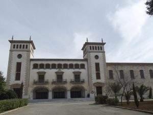 centre datencio pastoral son gibert seminari nou palma de mallorca