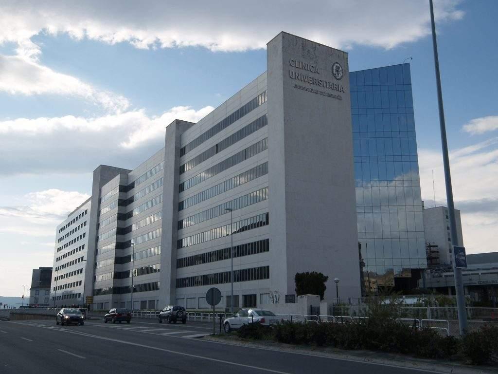 clinica de la universidad de navarra pamplona