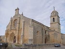 Colegiata de Nuestra Señora del Manzano (Castrojeriz)