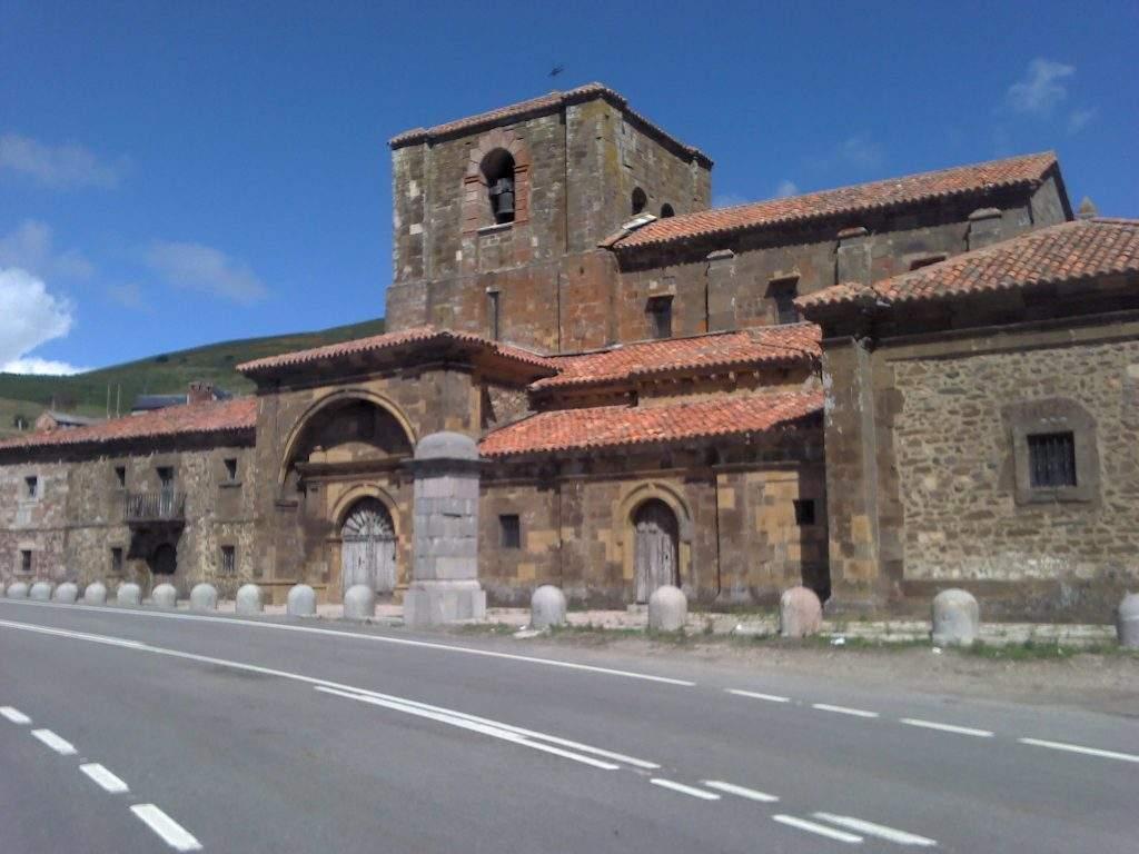 colegiata de santa maria de arbas arbas del puerto