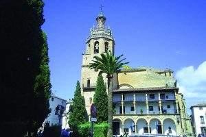 Colegiata de Santa María de la Encarnación la Mayor (Ronda)