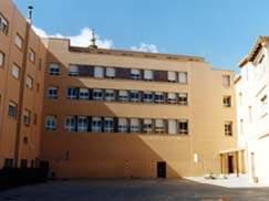 Colegio La Inmaculada (Hermanas de la Caridad de Santa Ana) (Alcañiz)