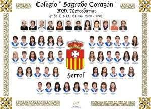 Colegio Sagrado Corazón (Mercedarias) (Ferrol)
