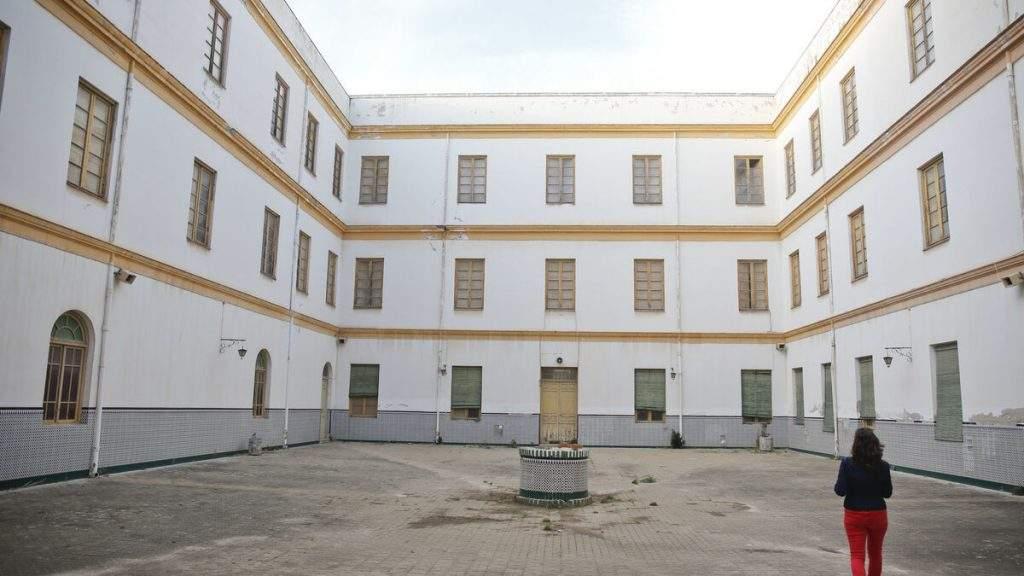 colegio santos angeles custodios malaga