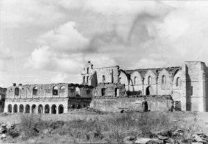 colegio y seminario san jeronimo monasterio de san leonardo alba de tormes 1