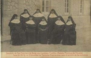 Comunidad de Religiosas Terciarias Franciscanas (Barx)