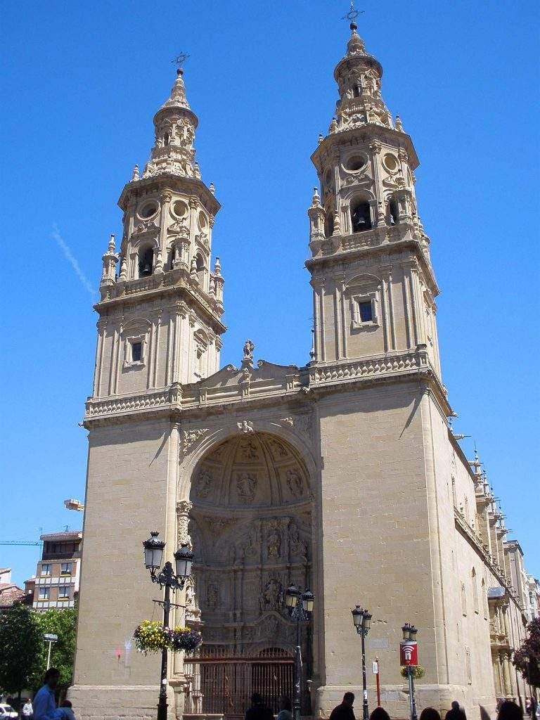 concatedral de santa maria de la redonda logrono